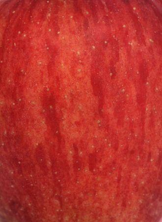 Resumen de textura de fondo de manzana roja  Foto de archivo