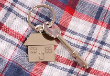 keyring: First house keys and keyring