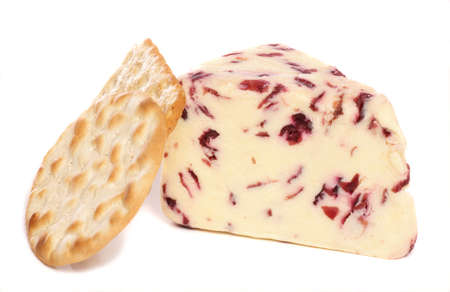 wensleydale: Wensleydale and Cranberry cheese and biscuits studio cutout