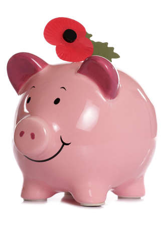 Giving savings to remembrance day photo