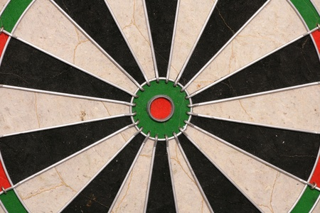 Bullseye of dartboard abstract background Stock Photo - 12379068