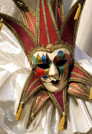 masquerade ball: Masquerade ball mask abstract background Stock Photo