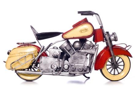 バイクの金属モデル スタジオの切り欠き