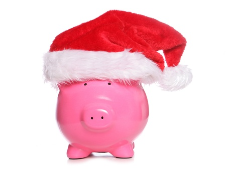 クリスマス貯金スタジオ カットアウト
