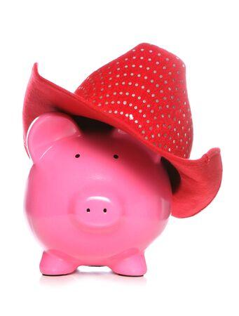 saving money from the cowboy trap studio cutout photo