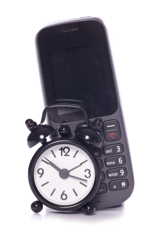out dated: time for mobile phone upgrade cut out