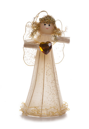 topper: Christmas fairy tree topper studio cutout