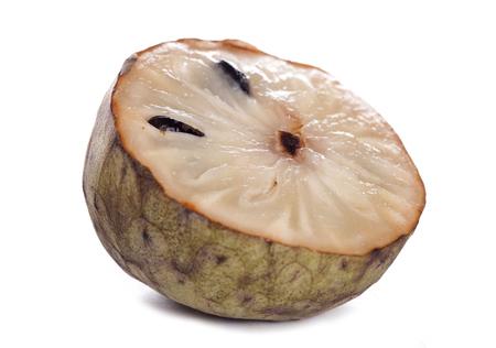 chirimoya: Anona chirimoya fruta recorte