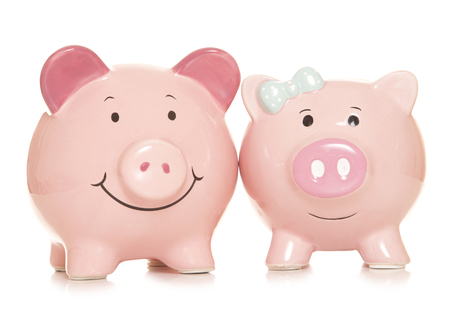 結婚金融利点ピギー銀行排気切替器