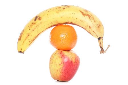 alimentacion balanceada: comer una dieta equilibrada recorte
