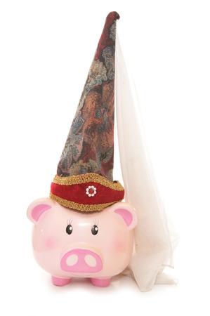 rapunzel: princess piggybank studio cut out