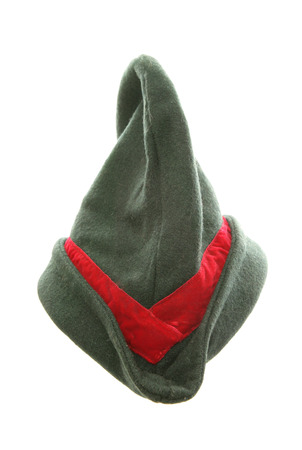 fancy dress: robin hood fancy dress hat cutout