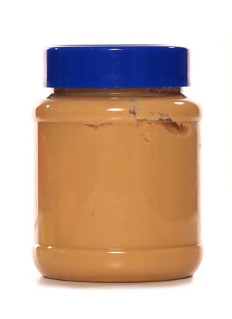 peanut butter in a jar cutout