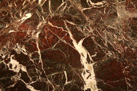 marble flooring: Una tessitura di marmo rosso con linee bianche che l'attraversa.
