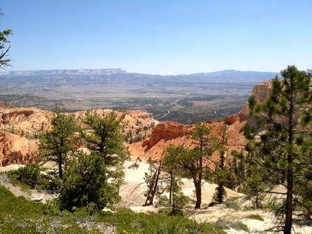 bryce: Bryce National Park Stock Photo
