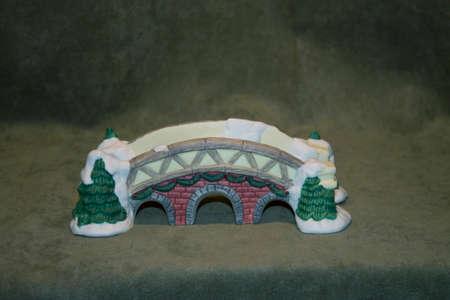 christmas village: Christmas village decoration