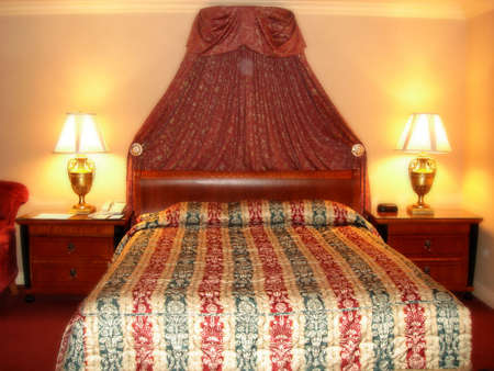 coverlet: wood french bedroom