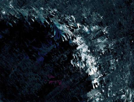 Black Depths Stock fotó