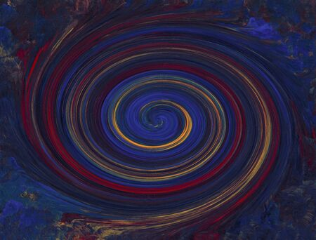 surrealist: Blue Tornado