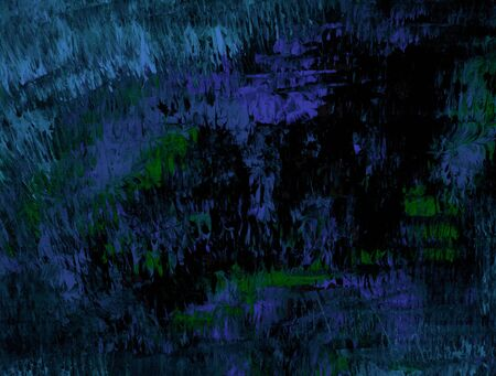 Jagged Blue