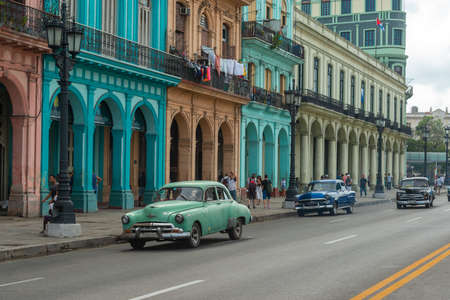 Havana's vintage cars are now one of the city's top tourist brands.