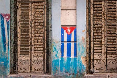 Old Havana is full of art on the streets.