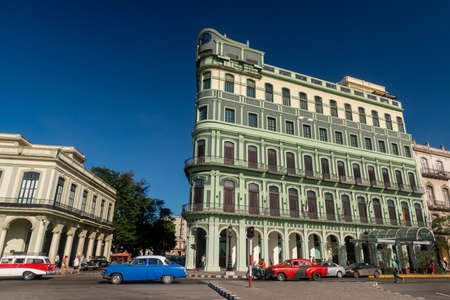 Havana's vintage cars are now one of the city's top tourist brands. 報道画像