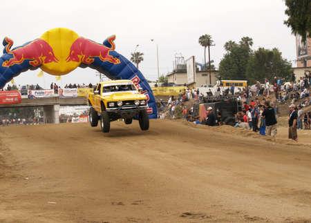 Racing Baja Desert 500 au Mexique