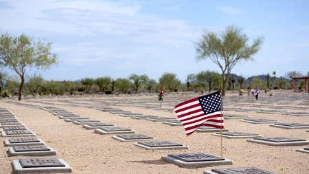 Honoring American Patriots Lost