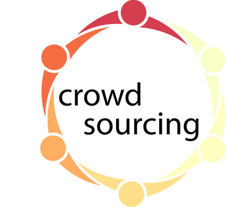 crowd sourcing: Crowd Sourcing Concept