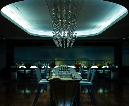 lounge: Luxury Airport Lounge Editorial