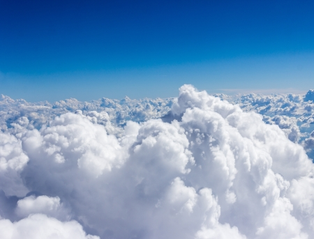 clouds: Cumulus Clouds