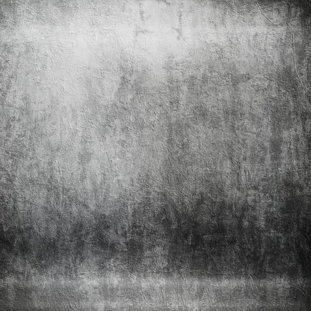 platinum metal: Iron grunge plate for background Stock Photo