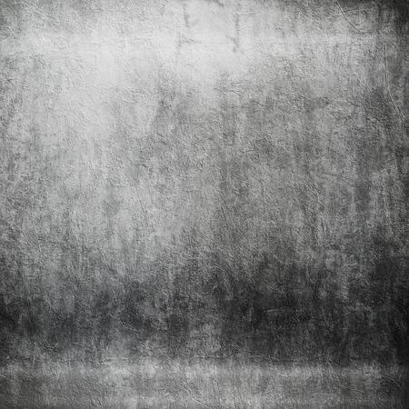 metales: Placa de hierro grunge para el fondo Foto de archivo