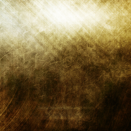 Gold metal texture for background photo