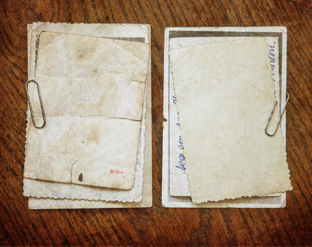 coffee stain: Vintage background with old paper and letters