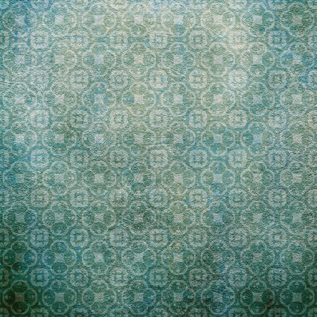 grubby: Vintage wallpaper. Old shabby background Stock Photo