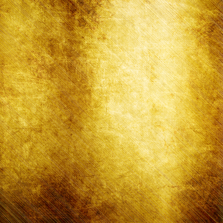 polished: Gold polished metal. Steel Texture Stock Photo
