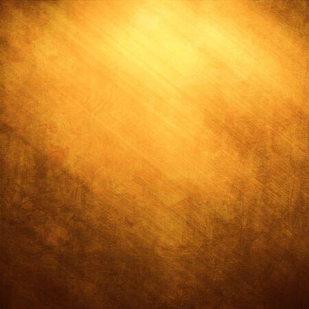 grunge metal: old gold grunge metal texture