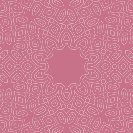 islamic pattern: Abstract islamic or arabic pattern for background Illustration
