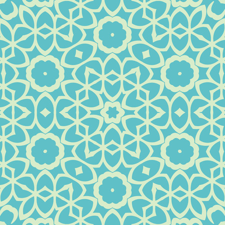 islamic pattern: Abstract islamic or arabic pattern for background Stock Photo