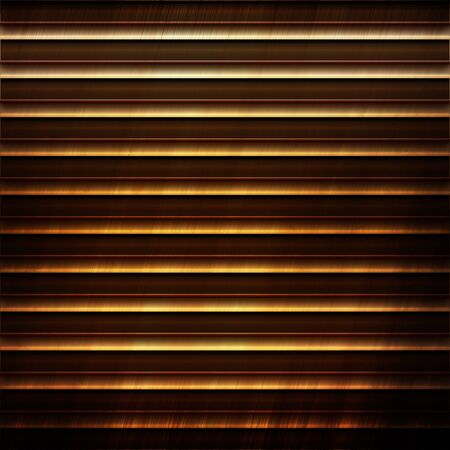 titanium: metal template plate background with stripe pattern Stock Photo