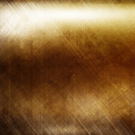 polished: Perfect polished gold metal background