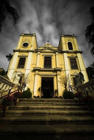 lorenzo: San Lorenzo Church Stock Photo