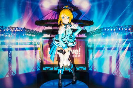 Ayase Eri- anime character