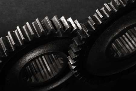Gears and Cogs Stockfoto