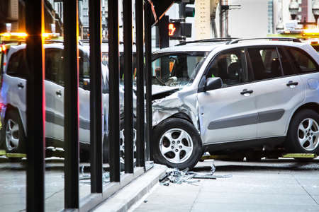 Car accident photo