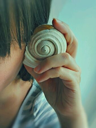 earing: Earing the sea voice