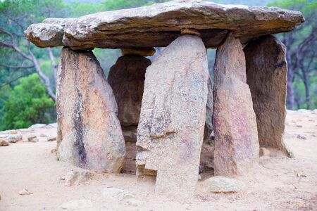 ancient Dolmen Pedra Gentil