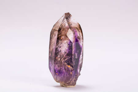 Amethyst specimen from Artigas, Uruguay Stock Photo